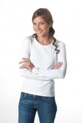 Stedman Comfort Women Long Sleeve, 205 g/m2